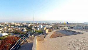 Смотровая площадка возле церкви, Церковь Пророка Ильи, Протарас, Кипр