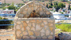 Фонтанчик с питьевой водой, Церковь Пророка Ильи, Протарас, Кипр