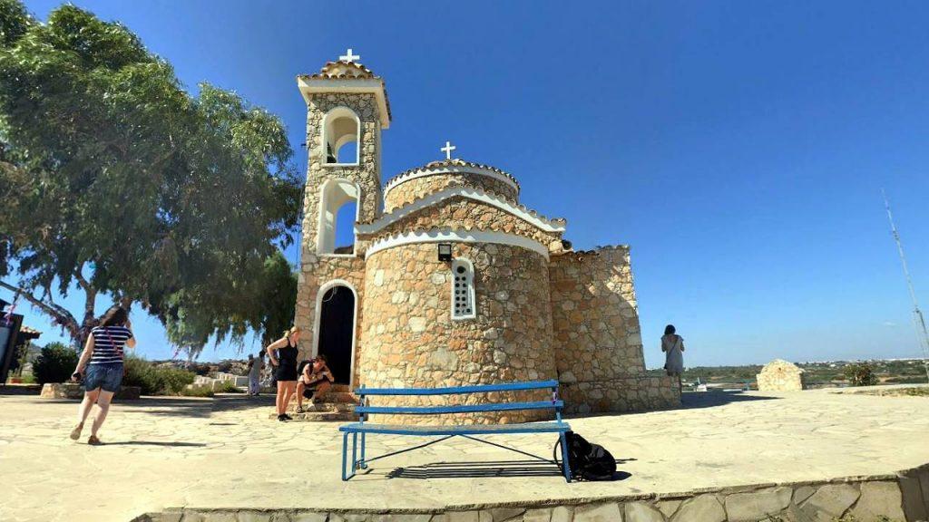 Колокольня церкви Пророка Ильи, Церковь Пророка Ильи, Протарас, Кипр