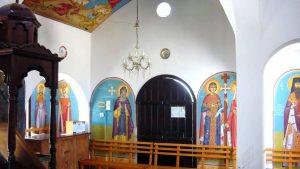 , Церковь Пророка Ильи, Протарас, Кипр