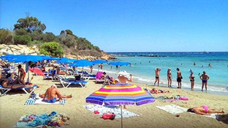 Популярность пляжа Ломбарди, Пляж Ломбарди, Протарас, Кипр