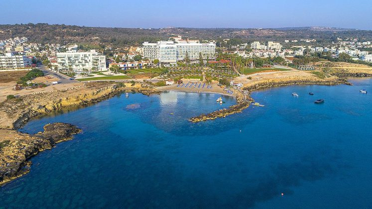 , Пляж Ломбарди, Протарас, Кипр